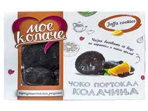 Чоко портокал колачиња