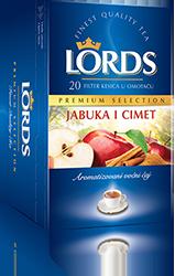 Lords mollë dhe kanellë