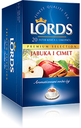 Lords јаболко и цимет