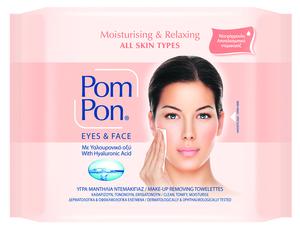 PomPon – kartopeceta të lagura për të gjitha llojet e lëkurës