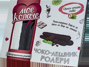 Чоко-лешник ролери