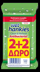 Wet Hankies Clean&Refresh