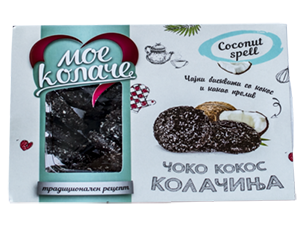 Choco kokosit ëmbëlsirë
