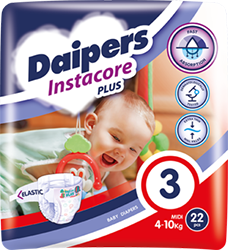 Daipers Instacore plus