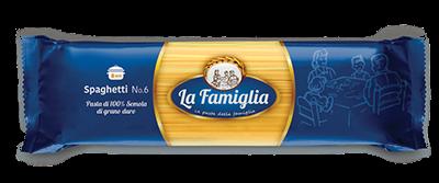 La Famiglia Spaghetti No.6