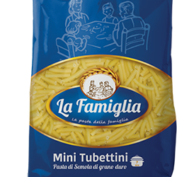 La Famiglia Mini Tubettini