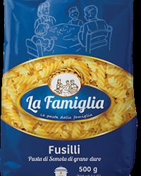 La famiglia Fusilli