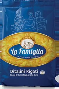 La famiglia Ditalini Rigati