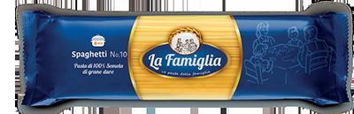 La Famiglia Spaghetti No.10