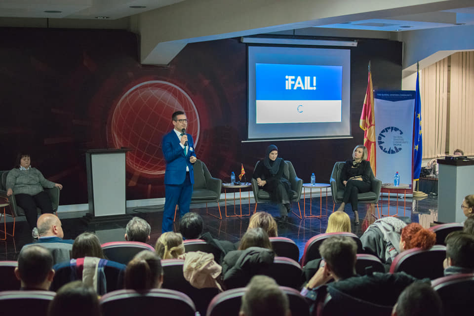 Mako Market was the supporter of the 5th iFail 2018