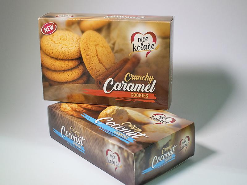 Нови премиум колачиња, Мое Колаче – Crispy Coconut и Crunchy Caramel