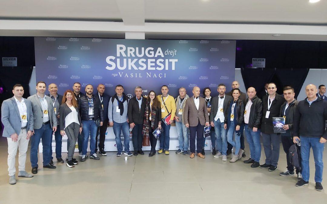 """Мако Маркет и оваа година беше дел од настанот """"Патот кон успехот"""" во Тирана"""
