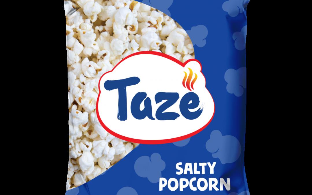 ТАЗЕ – стариот познат вкус во ново пакување