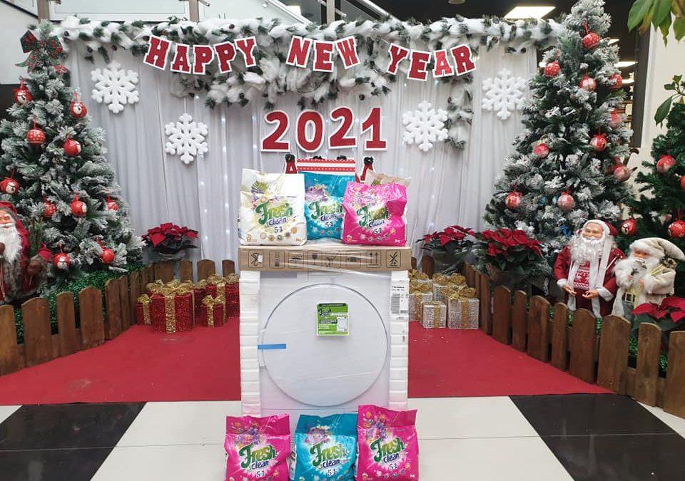 Fresh&Clean наградува со Машини за перење и сушење алишта